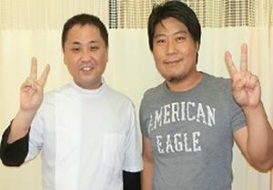 濱田さんの写真