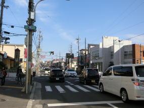 樟葉中央交差点の写真