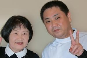 岩崎さん(妻)の写真